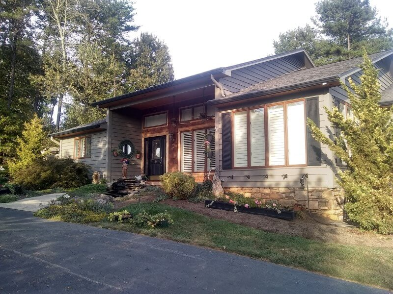 Asheville Painting Contractor Exterior